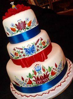 #Hungarian #cake