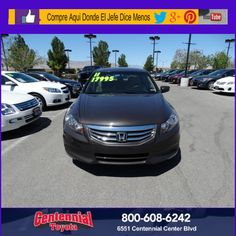 2011 Honda Accord EX Sedan 4D ******Why pay more?  **Don't miss out on this great deal! General Information Stock # 440699 VIN 1HGCP2F73BA098500 Engine:  4 – Cyl, VTEC, 2.4 liter Transmission:  Automatic, 5 Sped w/ Overdrive Drive: FWD Fuel City /Hwy 23/34 MPG Call for more information 1800 608 6242 ***** Equipment***** Traction Control, Stability Control, ABS  4- Wheel, Keyless Entry,  Air Conditioning, Power window, Power Door Locks, Cruise Control, Power Steering, Tilt and Telescoping…