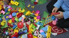 Video about Child playing with a lot of toys at kindergarten. Video of craft, kindegarten, indoors - 60068922 Kids Playing, Kindergarten, Toys, Children, Crafts, Activity Toys, Young Children, Boys Playing, Boys