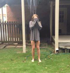 """Cuidado con la nueva moda del """"Ice Bucket Challenge"""""""