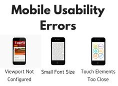 WSOL's Nick Melville teaches you how to diagnose and resolve issues with mobile usability.
