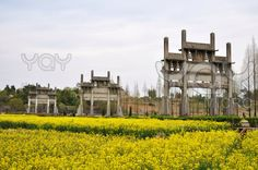 landmark-of-chinese-ancient-buildings-