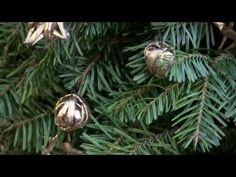 Новогодние украшения. Звёздочки из газетных трубочек. Часть 7. - YouTube