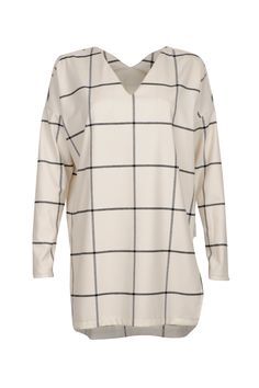 www.adatyte.com / #tunic #woman #womenswear #clothes #adatyte #white