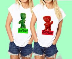 3 day STOREWIDE SALE... Save 15-30% off all items in or store...  Bestfriend Sour/Sweet tshirts.