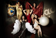 House of Burlesque...SPEAKEASY | Covent Garden, London Cabaret/Burlesque Reviews | DesignMyNight