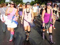 Festival Wellies