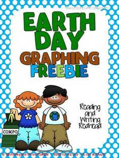 FREEBIE+-+Earth+Day+Graphing++from+Reading+Writing+Redhead+on+TeachersNotebook.com+-++(4+pages)++-+FREEBIE+-+Earth+Day+Graphing++-+a+page+to+practice+working+with+data+and+making+bar+graphs.