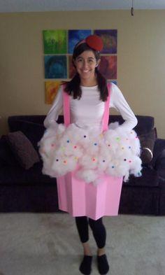 my halloween costume...a cupcake!!