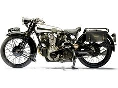 A Rare British Beauty From Lawrence of Arabia's Favorite Motorcycle Maker | WIRED