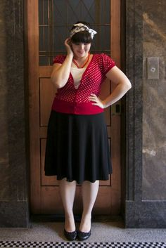 Lilli from Frocks and Frou Frou -- I don't wear enough separates.