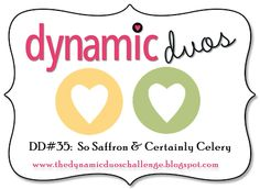Dynamic Duos: Dynamic Duos #35-A Breath of Spring with Yellow and Green