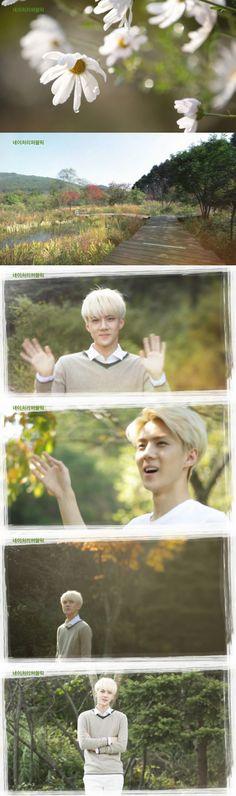 Sehun Exo Exo Nature Republic, Sehun, Hunhan, Kpop, Movies, Movie Posters, Film Poster, Films, Popcorn Posters