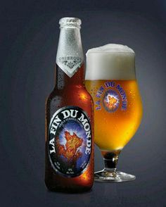 The best Belgian Tripel in the world?  Perhaps.  -And from just outside of Montreal, no less.
