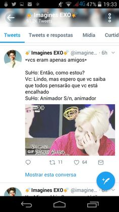 K Pop, Suho, Fanfic Exo, Exo Imagines, Super Junior, Memes, Got7, Army, Just Friends