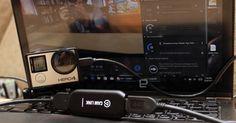 Elgato's Cam Link turns your DSLR into a souped-up webcam  https://www.engadget.com/2017/09/30/elgatos-cam-link-turns-your-dslr-into-a-souped-up-webcam/