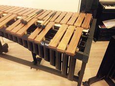 La nueva creacion de HASVIBES !EASYTRIP, el primer Woodvibes, el primer hibrido entre marimba y vibraphone, un vibes con teclado de madera y pedal...