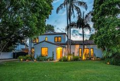 """SOLD!!! 4277 Beck Ave. Studio City, 91604. SOLD FOR  $2,625,000. Authentic, charming Spanish two-story home on a large, wide lot in highly desirable """"Colfax Meadows"""" neighborhood of Studio City, Carpenter School District."""