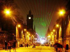 'New Year of Edinburgh' - Thep Ratanaruangjumroon