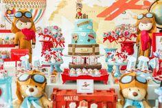 Olha que amor esta Festa Volta ao Mundo. Cores e decoração incrivéis! Decor Per Bambini Festas Lindas ideias e muita inspiração! Bjs, Fabiola Teles. ...