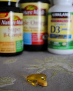 supplements & fibromyalgia ~ I take all three and they help me.  Need to look into the Magnesium.