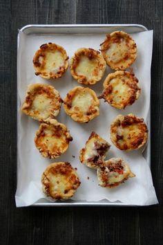 Mini-pizza perfekt å fryse!