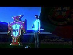 Cristiano Ronaldo 3D animation