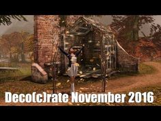 Deco(c)rate - November 2016 - Unboxing Video - Second Life Subscription Box Full details and more information on my blog: http://strawberrysingh.com/2...