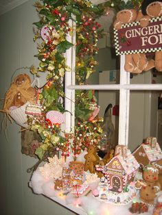 debbie's gingerbread christmas 2011