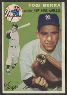 topps 1954 baseball cards | 1954 Topps # 1954 Topps Baseball Complete Set