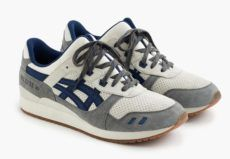 Asics Tiger x J.Crew Gel Lyte III 'Dirt Road' & 'Tin Roof' Exclusives