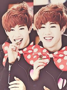 If you say Mark Tuan is not the cutest thing in the Universe you are lying to yourself.....