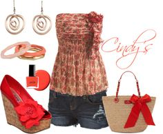 Pretty, created by cindycook10 on Polyvore