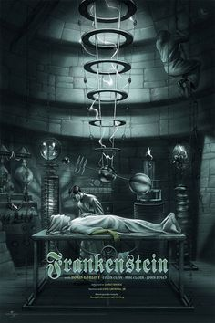 Frankenstein by Jonathan Burton                                                                                                                                                                                 More