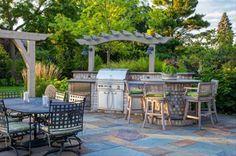 30 Amazing Outdoor Kitchen Ideas