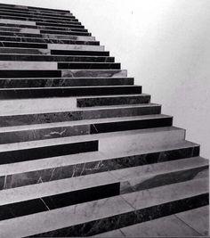 Gio Ponti | Hotel Parco dei Principi | Roma, #stairs #stylepark