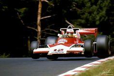 Jochen at the Ring, 76