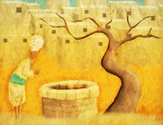 Illustration for This Friend, That Friend published by McGraw Hill - 2008    http://www.jagoillustration.com