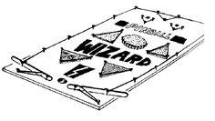 Flipperkast van afvalmateriaal / pinball