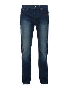 Bellfield Blue Denim Nevada Delphus Jeans