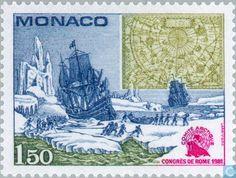 Monaco - Int. Antarctica Congress Committee 1981
