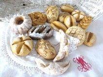Salzteig Kaufmannsladen Kinderküche Brote Backwaren Selbermachen DIY