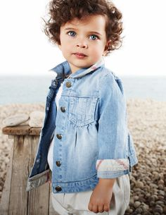 He is such a beautiful boy!   Burberry Children