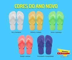 Cores do ano novo — Supermercados Guanabara
