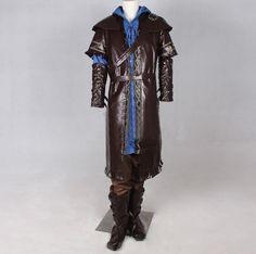 The Hobbit The Desolation of Smaug Kili Cosplay Costume