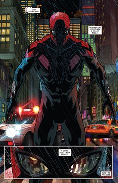 The Superior Spider-Man, not feeling so superior anymore from Superior Spider-Man Team-Up #8