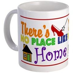 Cute Wizard of Oz mug makes a good gift for