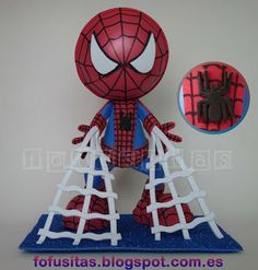 Fofucha Spiderman