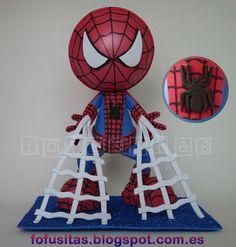 Fofucha Spiderman