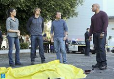 NCIS Los Angeles - Episode 5.10 - The Frozen Lake - Promotional Photos (3)